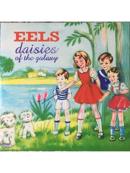 Eels....Alternative..M - Daisies Of The Galaxy; 1999/2015; Europe; S/S - 860254730661