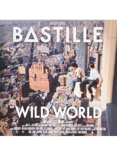 Bastille....Indie Rock..♫ - Wild World; 2016/2016; Europe; S/S - 860255700308