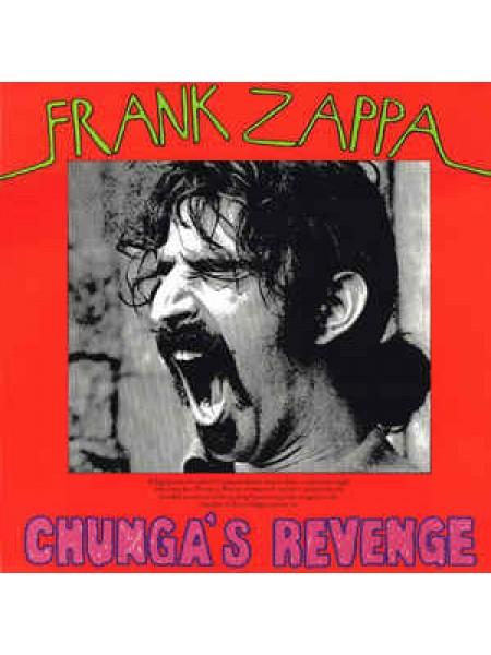 Frank Zappa....Prog Rock..M - Chunga's Revenge; 1970/2018; Europe; S/S - 882430238441