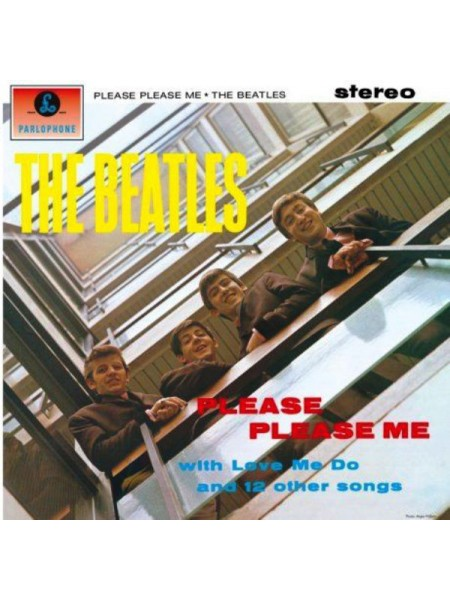 Beatles - Please Please Me; 1963/2012; Europe; S/S - 89463824161