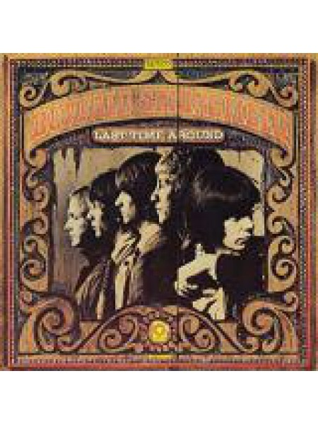 Buffalo Springfield...Psychedelic...♫ - LAST TIME ROUND; 1968/2019; Europe; S/S - 9171885
