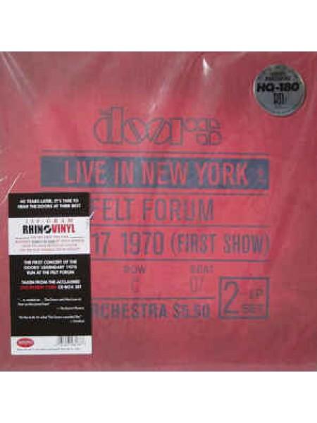 Doors....Classic Rock..♫ - LIVE IN NEW YORK; 2009/2010; Europe; S/S - 9102929