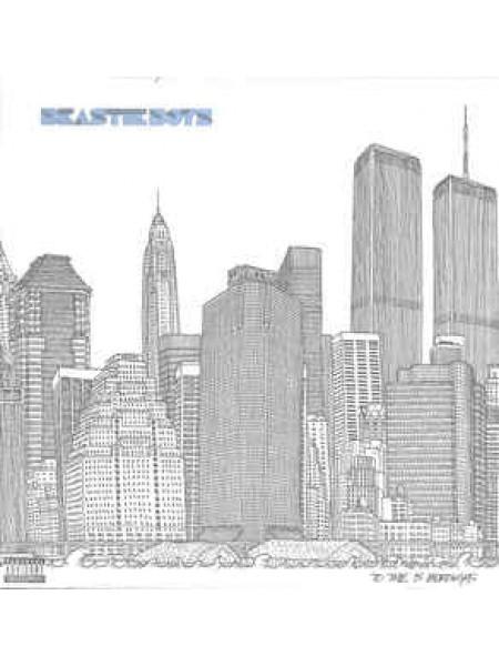 Beastie Boys....Hip Hop..♫ - To The 5 Boroughs; 2004/2017; Europe; S/S - 860255772793