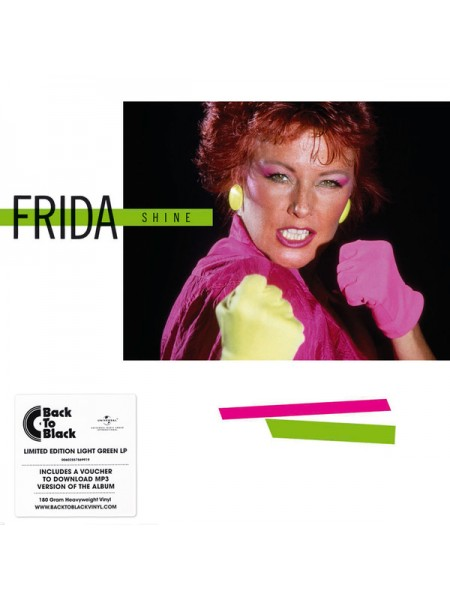 Frida (ex ABBA) - Shine; 1984/2017; Europe; S/S - 860255744177