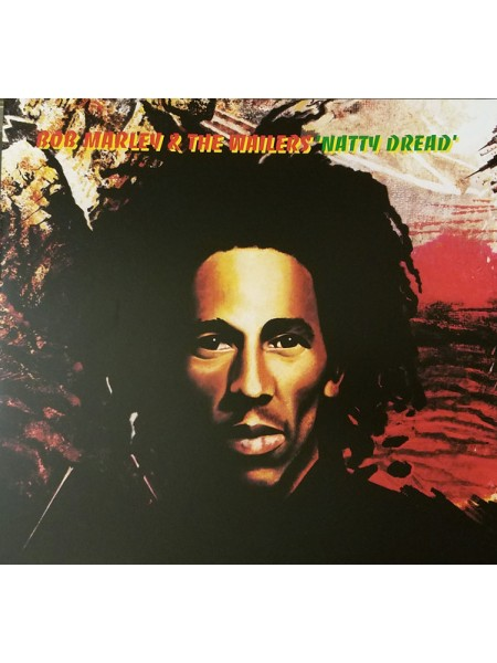 Bob Marley....Reggae..M - Natty Dread; 1974/2015; Europe; S/S - 860075360066
