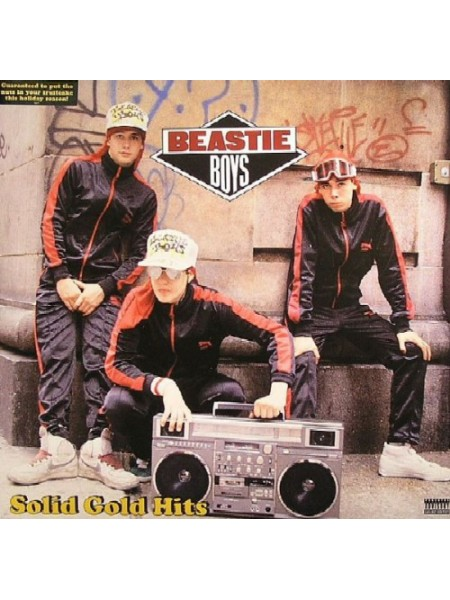 Beastie Boys....Hip Hop..♫ - Solid Gold Hits; 2005/2005; Europe; S/S - 89463446671