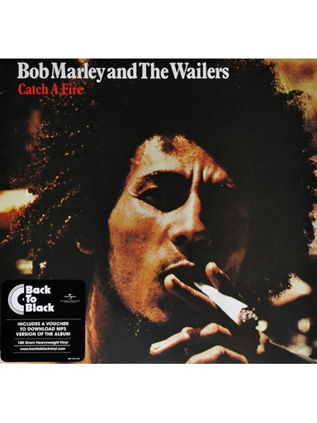 Bob Marley....Reggae..M - Catch A Fire; 1973/2015; Europe; S/S - 860075360068