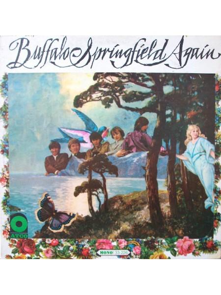 Buffalo Springfield...Psychedelic...♫ - BUFFALO SPRINGFIELD AGAIN; 1967/2019; Europe; S/S - 9171886