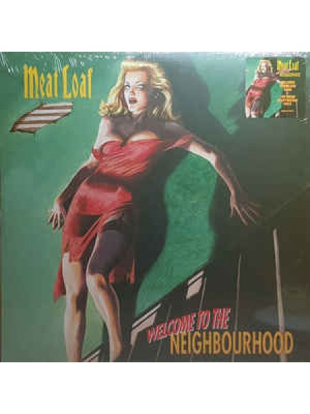Meat Loaf - Welcome To The Neighbourhood; 1995/2019; Europe; S/S - 860257719791