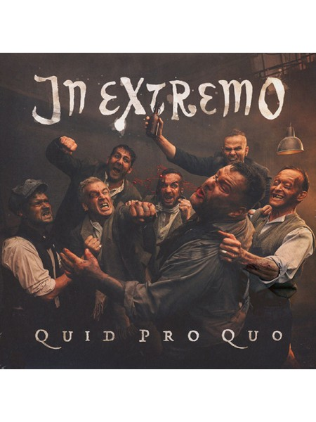 In Extremo....Folk, Hard Rock..♫ - Quid Pro Quo; 2016/2016; Europe; S/S - 8602547890177