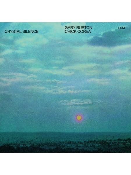 Gary Burton....Jazz..♫ - CRYSTAL SILENCE; 1973/; Europe; S/S - 9158381