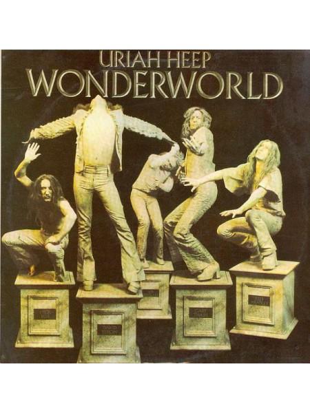 Юрай Хип - Uriah Heep - Wonderworld; Russia; NM/NM - 22296