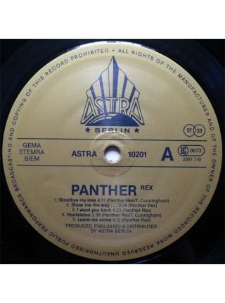 Panther Rex (Italo-Disco) - Panther Rex (vc.); /1986; Germany; NM/VG+ - 500090