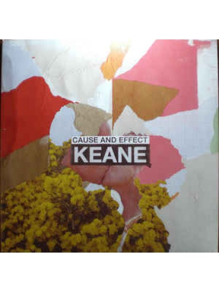 Keane....Rock, Pop..M - Cause And Effect; Island Records Group; S/S; Europe; 2019/2019 - 8602577916083
