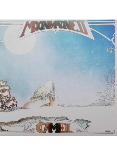 Camel....Prog Rock..♫ - Moonmadness; UMC; S/S; Europe; 1976/2019 - 8602577828560