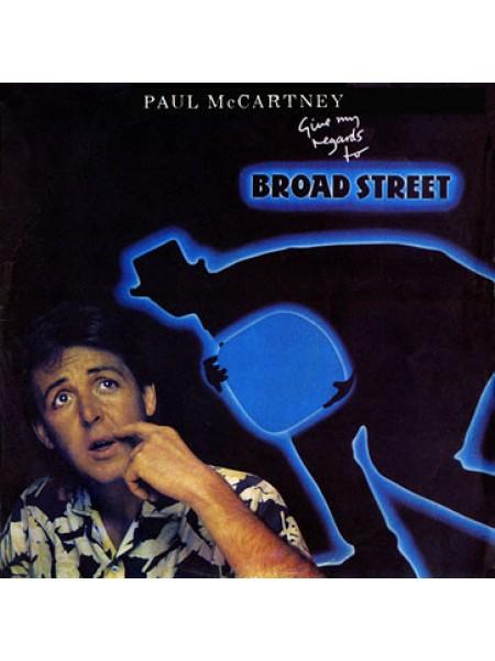 Поль-Paul McCartney - Give My Regards To Broad Street; Russia; NM/NM - 22241