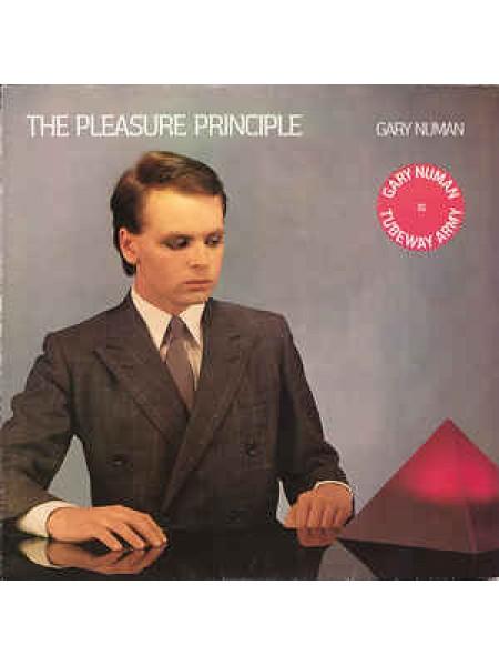 Gary Numan (New Wave) - The Pleasure Principle (vc.); 1979/1979; Germany; VG+/VG+ - 500092