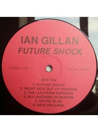 Ян - Gillan - Future Shock; 1994; Russia; NM/NM - 208994