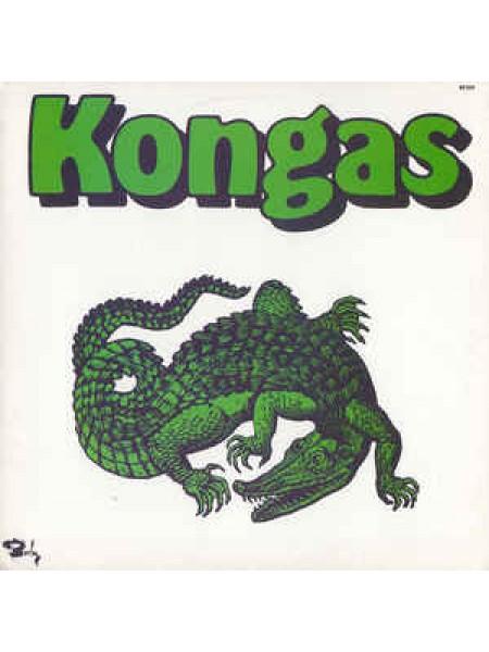 Kongas - Kongas; 1974/1974; France; VG/VG+ - 500235