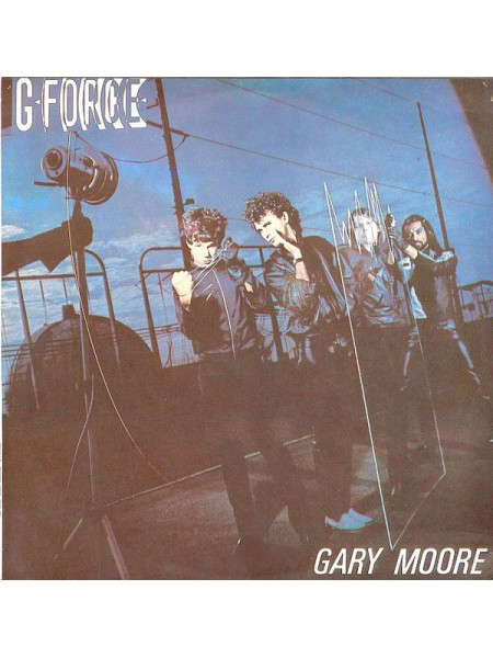 Г-Gary Moore - G-Force; Russia; NM/NM - 22192