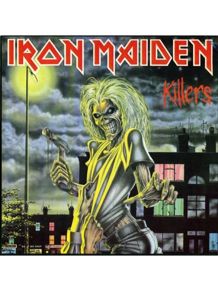 Ирон-Iron Maiden - Killers; Russia; NM/NM - 22203