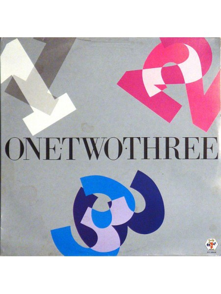 One-Two-Three..... (Synth-pop) - One•Two•Three; 1983/1983; Italy; VG+/VG+ - 500116
