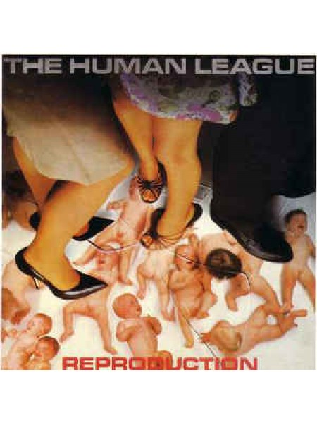 Human League (Synth-pop) - Reproduction; 1979/1988; Italy; NM/VG+ - 500177