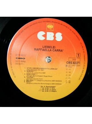 Raffaella Carrà (Pop) - Liebelei; 1977/1977; Holland; NM/VG+ - 500097