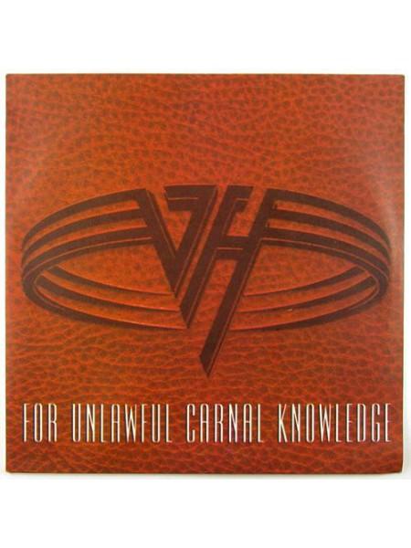 Ван-Van Halen - For Unlawful Carnal Knowledge; Russia; NM/NM - 22301
