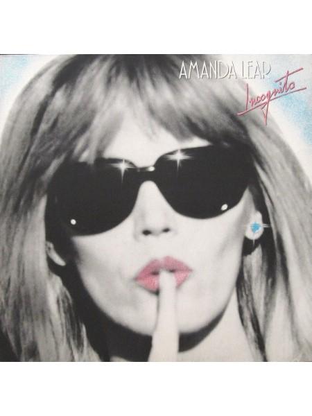 Amanda Lear....Disco..♫ - Incognito; 1981/1981; Germany; VG+/VG - 500217