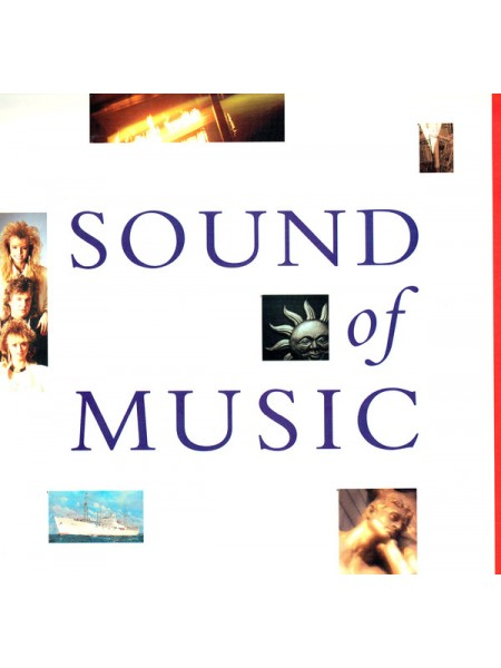 Sound Of Music....Electronic, Pop - Sound Of Music; Alpha Records; Sweden; EX/EX; 1986 /1986 - 500331