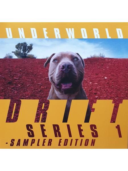 Underworld..... Electro, Synth-pop.. ♫ - DRIFT Series 1 Sampler Edition; Caroline International; S/S; Europe; 2019/2019 - 8602577853401