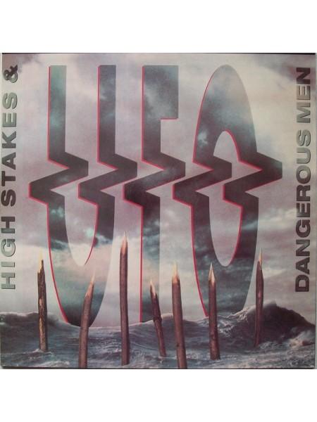 У-UFO - High Stakes & Dangerous Men; Russia; NM/NM - 22312