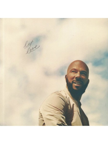 Common....Hip Hop - Let Love (coloured); Concord; S/S; Europe; 2019/2019 - 8888072107991