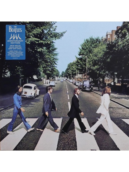 Beatles.....♫ - Abbey Road (Box); USM/Universal (UMGI); S/S; Europe; 1969/2019 - 8602508007446